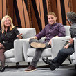 Julie Wainwright and Stewart Butterfield