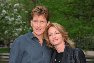 Denis Leary Ann Lembeck Vanity Fair Party At The 2011 Tribeca Film Festival