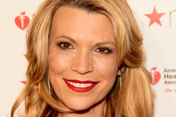 Vanna White The American Heart Association's Go Red For Women Red Dress Collection 2016 Presented By Macy's - Arrivals