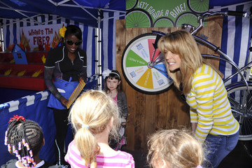 Vanna White Safe Kids Day Los Angeles 2014