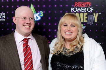 Rebel Wilson Variety's 1st Annual Power Of Comedy Event - Arrivals