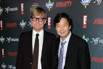 Ken Jeong Variety's 2nd Annual Power Of Comedy Event - Arrivals