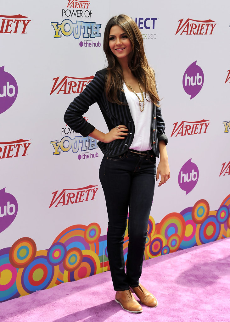 Victoria Justice Photos Photos - Variety's 4th Annual ...