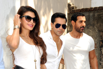 Varun Dhawan Bollywood Actors Present Hindi Film 'Dishoom'