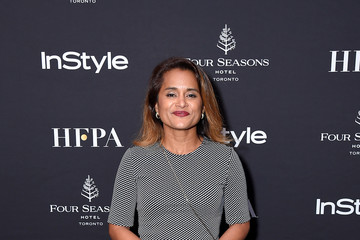 Veena Sud The Hollywood Foreign Press Association And InStyle Party At 2018 Toronto International Film Festival - Arrivals