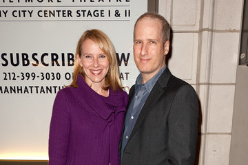 """Eric Slovin """"Venus In Fur"""" Broadway Opening Night - Arrivals And Curtain Call"""