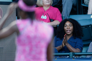 Venus Williams Bank of the West Classic - Day 3