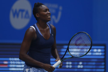 Venus Williams 2015 Wuhan Open - Day 7