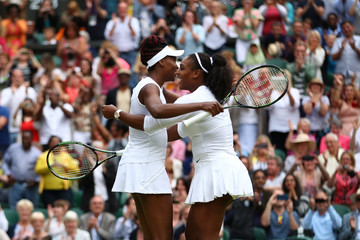 Venus Williams Day Twelve: The Championships - Wimbledon 2016