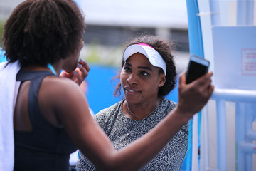 Venus Williams Australian Open: Day 3