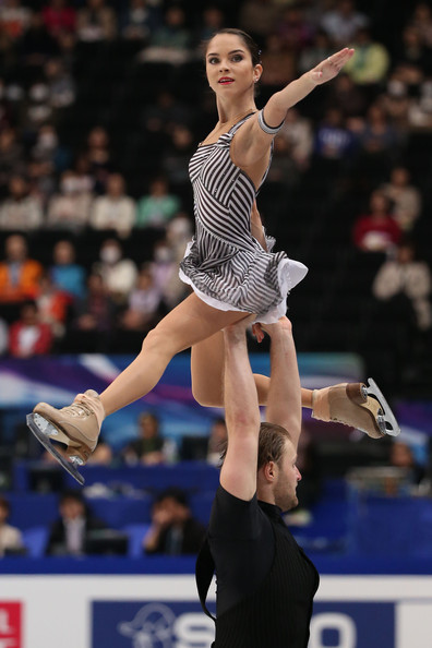 Vera+Bazarova+ISU+World+Figure+Skating+C