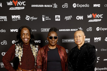 Verdine White We Love NYC: The Homecoming Concert Produced by NYC, Clive Davis, and Live Nation