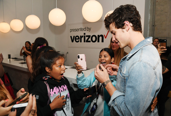 Shawn Mendes At 'This Is Shawn' Event