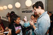 Verizon Shawn Mendez Event