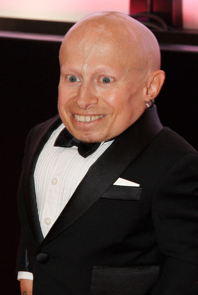 how tall is vern troyer