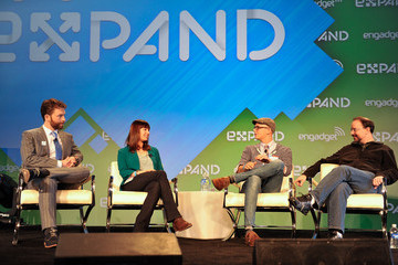 Veronica Belmont  Engadget Presents Expand: Day 1