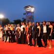 Veronica Berti Kineo Prize Red Carpet Arrivals - The 76th Venice Film Festival