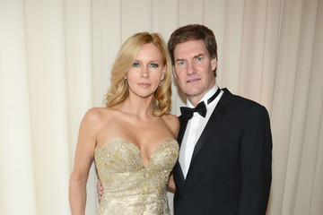 Veronica Ferres Carsten Maschmeyer 21st Annual Elton John AIDS Foundation Academy Awards Viewing Party - Inside