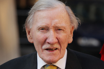 Leslie Phillips Veteran Actor Leslie Phillips Receives The Freedom Of The City Of London