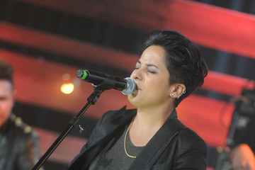 Vicci Martinez Musicians Perform at the O Music Awards