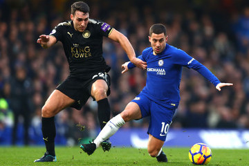 Vicente Iborra Chelsea v Leicester City - Premier League