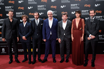 Vicente Vergara 'La Trinchera Infinita (The Endless Trench)' Premiere - 67th San Sebastian Film Festival