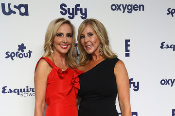 Vicki Gunvalson NBCUniversal Cable Entertainment Upfronts