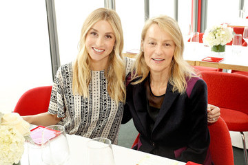 Vicki Port The Cancer Nutrition Consortium Celebrates The Launch Of Vital Cuisine Hosted By Whitney Port