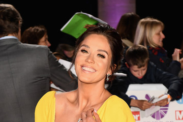 Vicky Pattison Pride Of Britain Awards 2018 - Red Carpet Arrivals