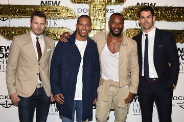 Victor Cruz Dockers x CFDA NYFWM Opening Party - New York Fashion Week Men's Fall/Winter 2016 - Opening Event