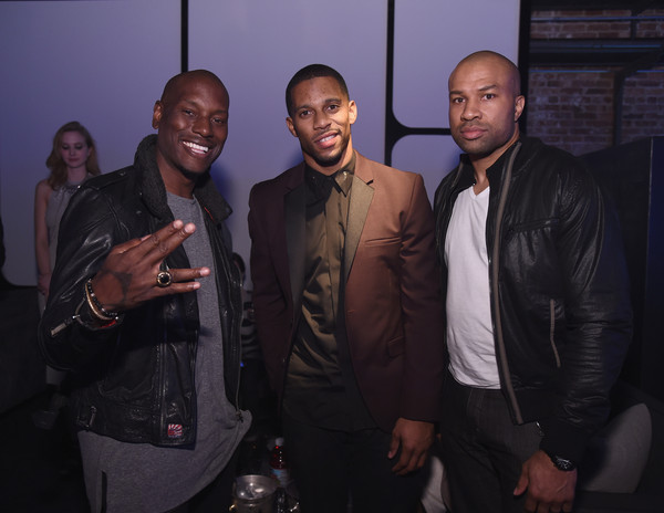 Victor Cruz - Samsung Launches the Galaxy S 6 and Galaxy S 6 edge in New York