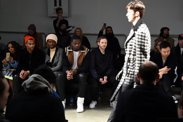 Victor Cruz Ovadia & Sons - Front Row - Mercedes-Benz Fashion Week Fall 2015