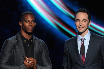 Victor Cruz Inside the 2014 ESPYS — Part 2