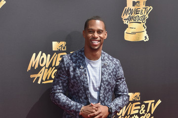Victor Cruz 2017 MTV Movie and TV Awards - Arrivals