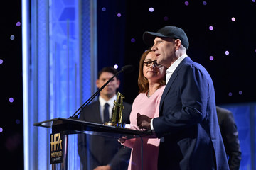 Victoria Alonso 23rd Annual Hollywood Film Awards - Inside