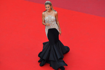 Victoria Bonya 'The Meyerowitz Stories' Red Carpet Arrivals - The 70th Annual Cannes Film Festival