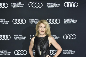 Victoria Clark Hamptons International Film Festival 2017  - Day 2