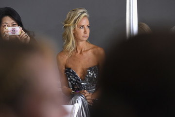 Victoria Hervey Chocheng - Front Row - September 2018 - New York Fashion Week: The Shows