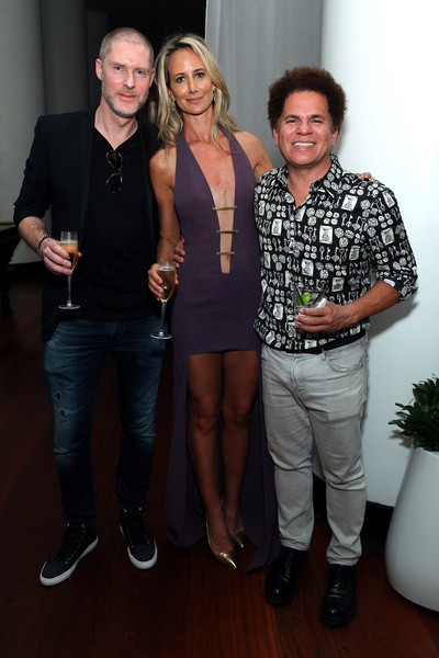 DuJour Magazine's Jason Binn Celebrates His Annual Art Basel Miami Kick-Off Party [event,fashion,fun,party,jason binn celebrates his annual art basel miami kick-off party,victoria hervey,romero britto,jean-david malat,jason binn celebrates annual art basel miami beach,delano beach club,miami beach,florida,dujour magazine,kick-off party]