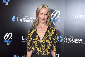 Victoria Hervey HSH Prince Albert II Of Monaco Hosts 60th Anniversary Party For The Monte-Carlo TV Festival - Arrivals