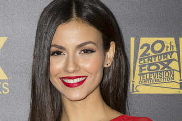 Victoria Justice Fox and FX's 2016 Golden Globe Awards Party - Arrivals