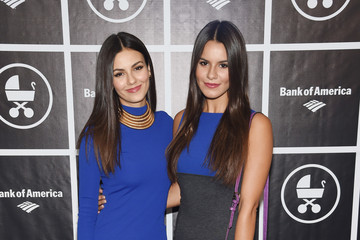 Victoria Justice Madison Justice 'An Evening With Jerry Seinfeld and Amy Schumer' - Arrivals