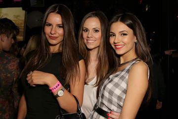 Victoria Justice Madison Reed NYLON Young Hollywood Party, Presented By BCBGeneration