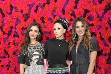 Victoria Justice Madison Reed Alice + Olivia By Stacey Bendet - Arrivals - February 2019 - New York Fashion Week: The Shows