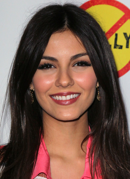 "Victoria Justice - Premiere Of The Weinstein Company's ""Bully"" - Arrivals"