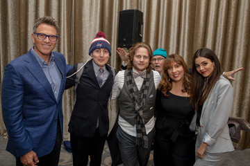 Victoria Justice Ovation TV Co-Sponsors The Creative Coalition's Right To Bear Arts Gala Fundraiser In Washington DC