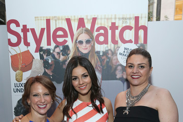 Victoria Justice Guests Attend the StyleWatch x Revolve Fall Fashion Party