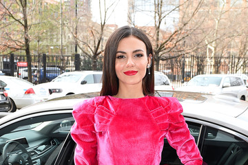 Victoria Justice 2020 Getty Entertainment - Social Ready Content