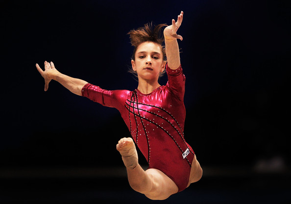 Gymnastics 2011 Artistic World Championships Womens All Around F