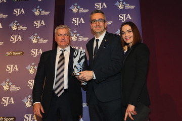 Victoria Pendleton The SJA British Sports Awards 2016